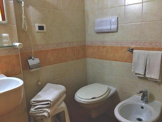 Bagno Camera Matrimoniale Terzo Piano