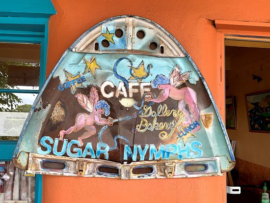 Penasco, NM: Sugar Nymphs for lunch! It's the best on the beautiful High Road.