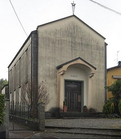 Brebbia, Italië: Chiesa S.Rocco