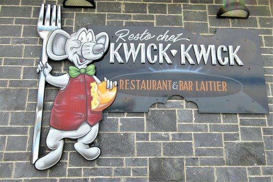 Resto Chez Kwick-Kwick, mêmes propriétaires que la Fromagerie Des Basques