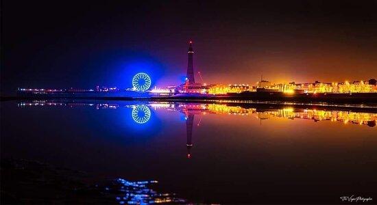 Blackpool views