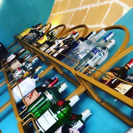 Gallipoli, Italia: La Bitta Champagneria sul Porto