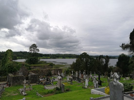 Kilronan Abbey, Turlough O'Carolan's grave, Irish Bard