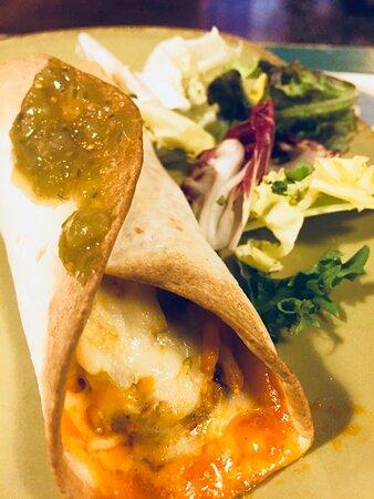 Burrito Oaxaqueño