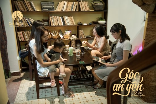 Goc An Yen is always the place where we can gather and chat after every hard - working day