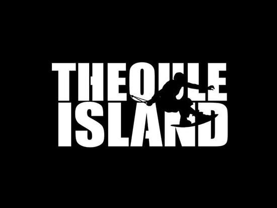 Theoule Island