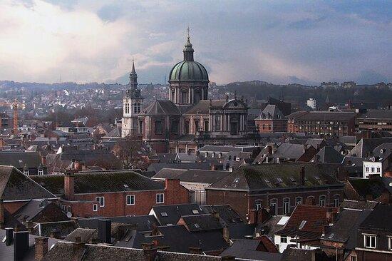 Points forts touristiques de Namur lors d'une visite privée d'une...