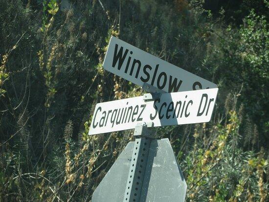 Carquinez Strait Regional Shoreline, California