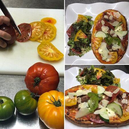 Venez déguster nos légumes frais de saisons