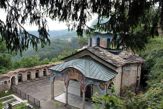 E-Guide pour le monastère de Sokolski près de Gabrovo