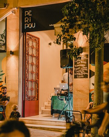 Music Nights At Peripou Coffeehouse