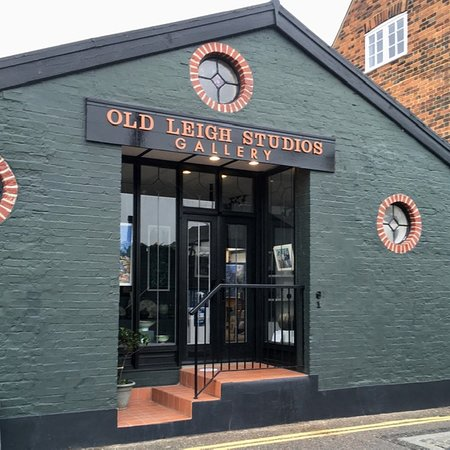 Old Leigh Studios Art Gallery