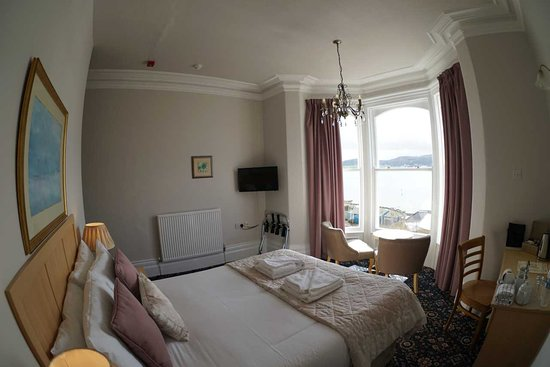 Superior double sea-view (bay window) room