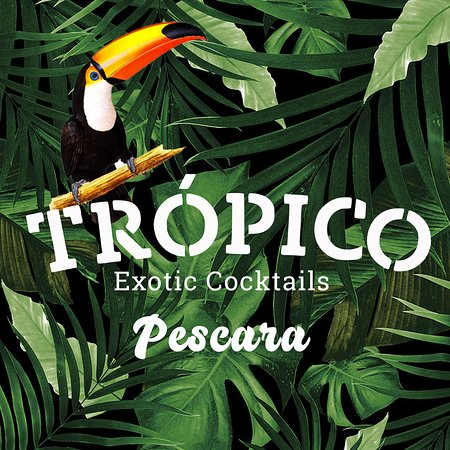 Tropico Exotic Cocktail