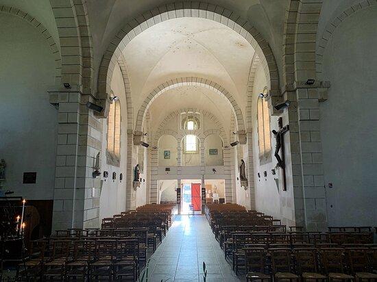 Chapelle Notre-Dame-l'Agenouillée d'Azay-sur-Thouet