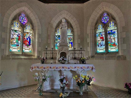 Chapelle De Recouvrance