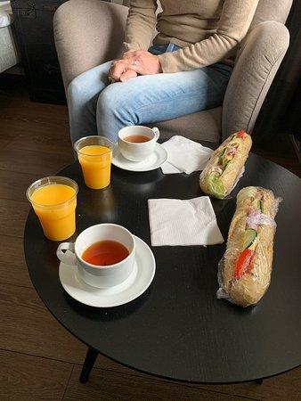 Frokost i coronatider