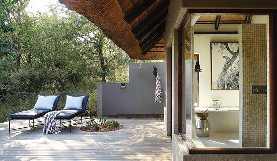 Londolozi Private Game Reserve, Südafrika: Londolozi Tree Camp