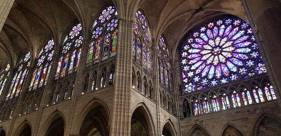Paris Region Basilica Cathedral of Saint-Denis Skip the Line Entrance Ticket:  basilique cathédrale de Saint-Denis