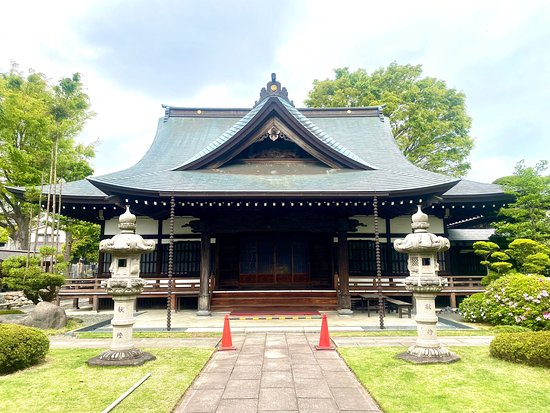 Daisho Ji-temple