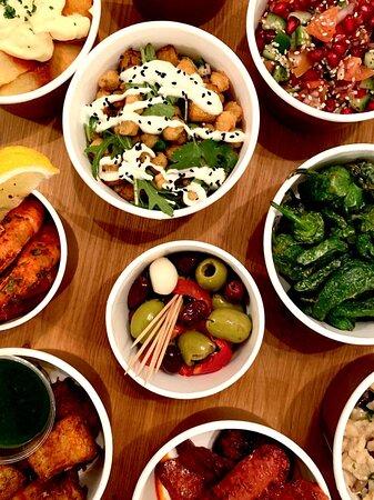Takeaway Tapas Dishes