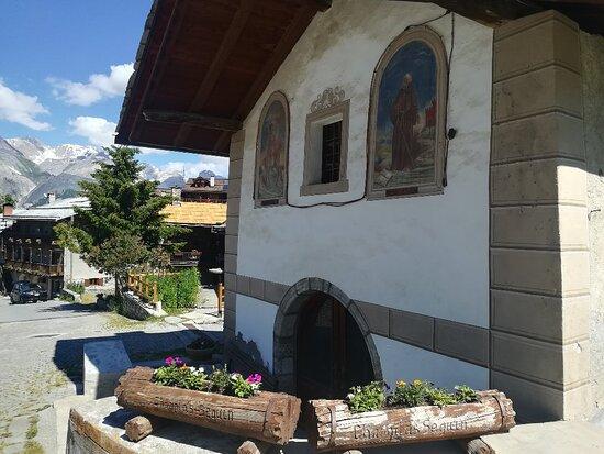 Chiesa di San Antonio Abate e Sant' Ippolito Martire