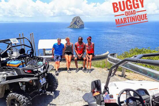 BUGGY quad MARTINIQUE