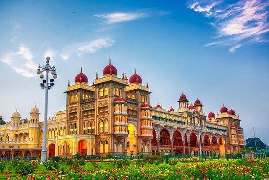 Mysore opulent et temples du sud de l'Inde - Excursion de trois nuits...