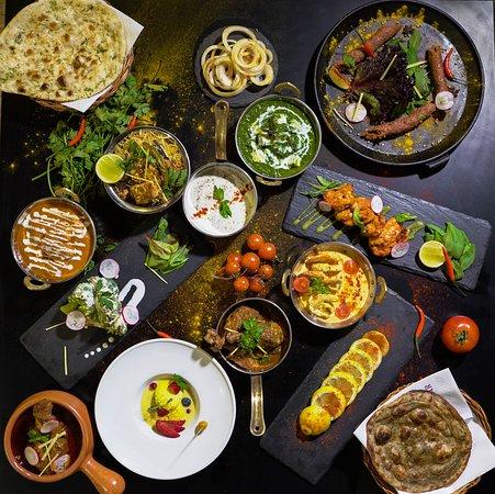 Royal Cuisine at Naan Bar