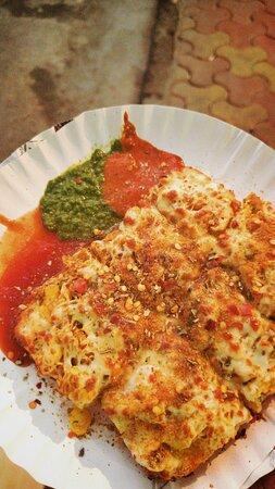Meghna Sher Sangam Sandwich