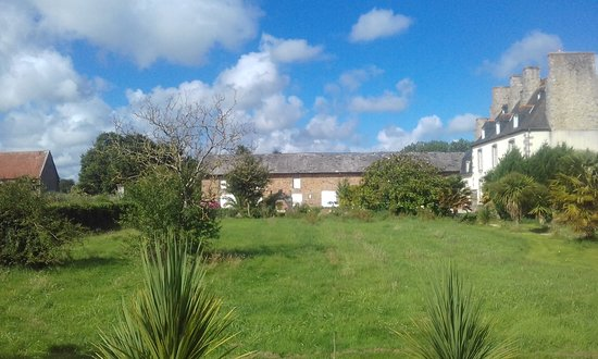 cottage for 2 for the week at Malouinière de launay blot