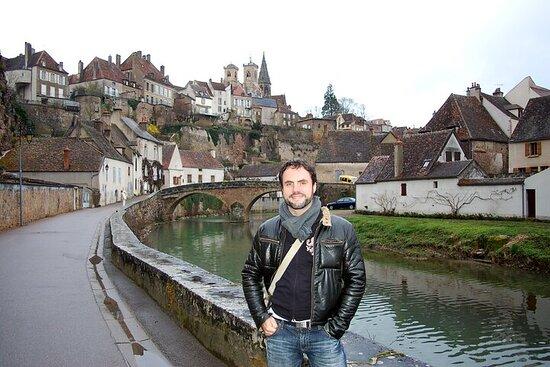 Faits saillants touristiques de Semur-en-Auxois une demi-journée...