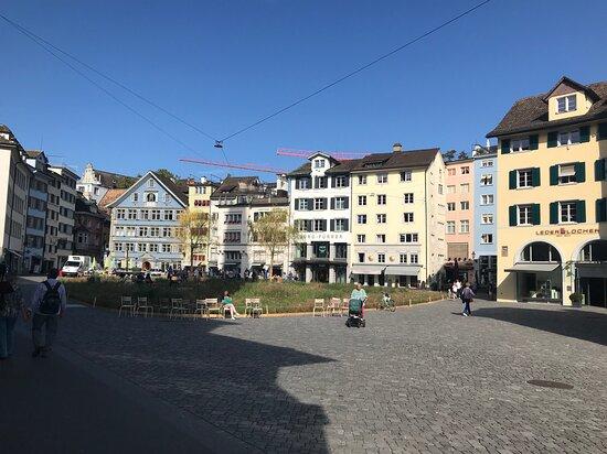 Munsterhof Brunnen