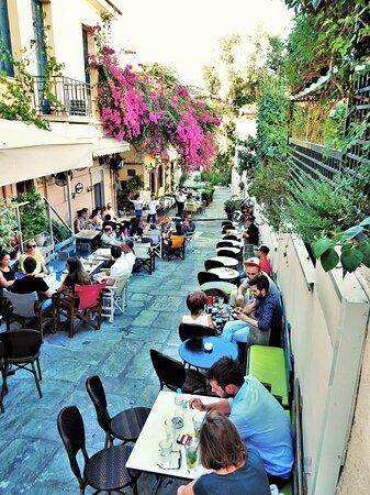 Beautiful Athens alleys!