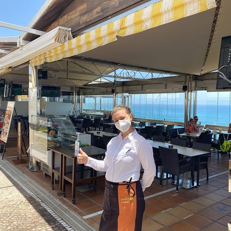 🇬🇧 We have taken all the security measures to protect the Guarapo Family. Hygiene gel protocol for all our customers, safety distances between the tables. One way walks to Get In and out of our Terraces and mandatory use of masks when our clients are not at the table. Our staff has been prepared to respect all the appropriate measures to offer a safe service.  We are looking forward to serving you again!