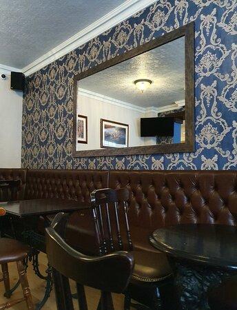 The Denbigh Castle Pub just off Dale Street.