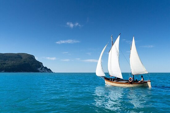 Private Traditional Wooden Boat Tour with Lunch in Numana