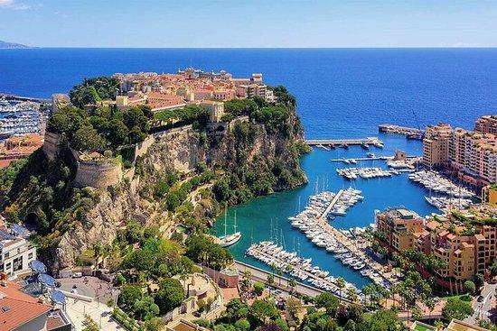 Excursão de dia inteiro a Mônaco...