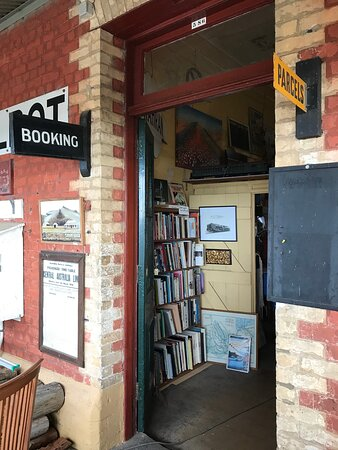 Talbot, أستراليا: Talbot Railway Station