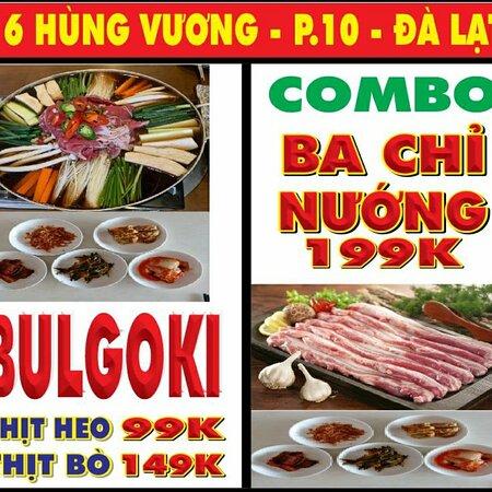 Lam Dong Province, Vietnam: Korean Bulgoki and BBQ.
