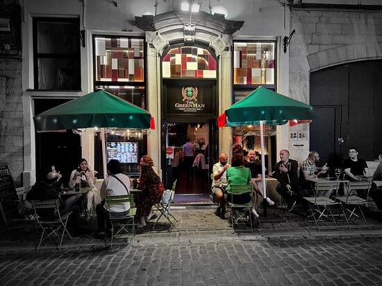 The Green Man Finest Cocktail Bar