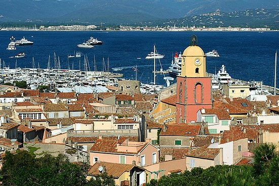 Saint-Tropez and Port Grimaud Day from...