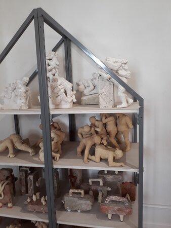 Små skulpturer