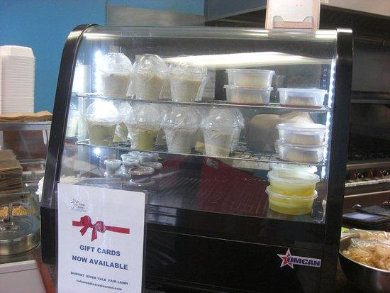 Dessert Display Case
