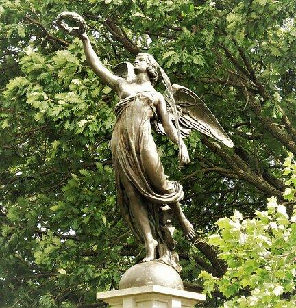 Sheffield, UK: Weston park memorial