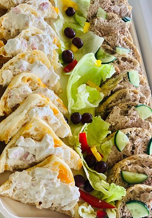 Our pleasure to cater for a small family gathering today x