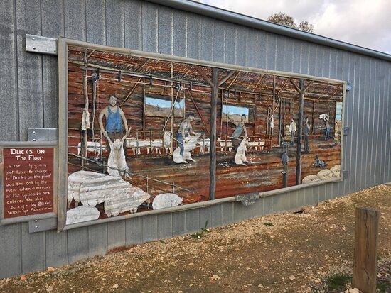 Sirum Snake Mural