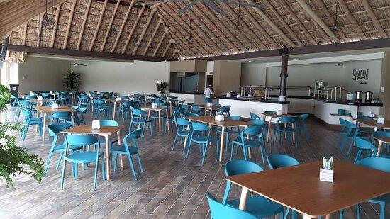 הואטולקו, מקסיקו: Binny beach dinning