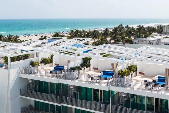 CROWNE PLAZA SOUTH BEACH Z OCEAN HOTEL (Miami Beach