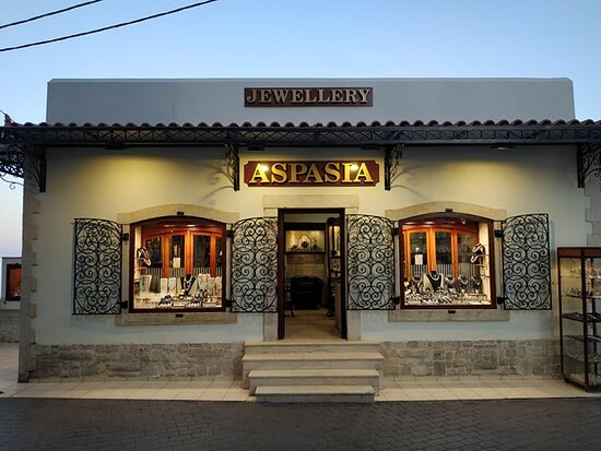 Aspasia Jewellery Shop